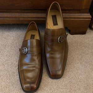 Tasso Elba leather loafer